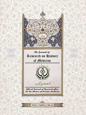 Journal of Research on History of Medicine